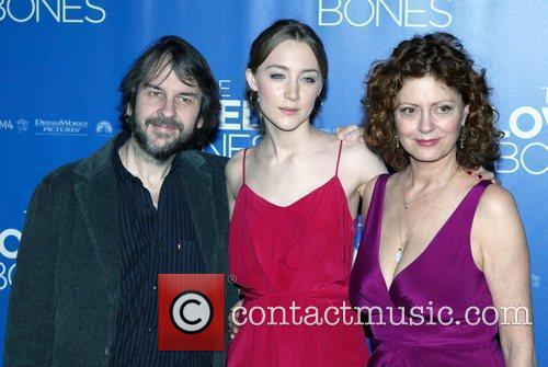 Peter Jackson, Saoirse Ronan and Susan Sarandon 1