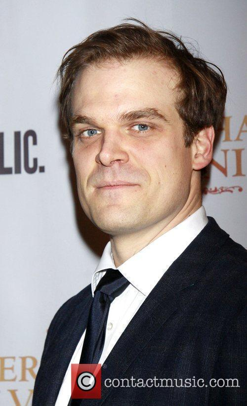 David Harbour, Celebration and The Merchant Of Venice