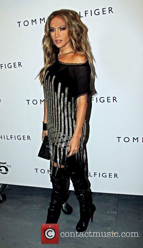 Jennifer Lopez, Celebration and Tommy Hilfiger 2