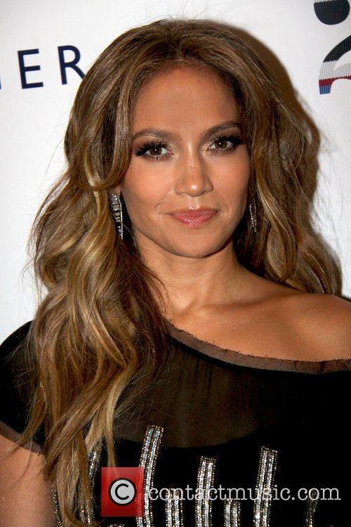 Jennifer Lopez, Celebration and Tommy Hilfiger 3