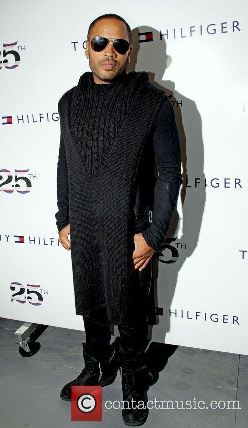 Lenny Kravitz, Celebration and Tommy Hilfiger 2