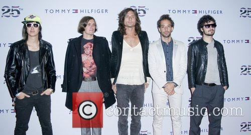 The Strokes, Celebration and Tommy Hilfiger 1