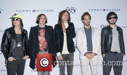 The Strokes, Celebration and Tommy Hilfiger 4
