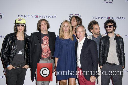 Tommy Hilfiger, Celebration and The Strokes 8
