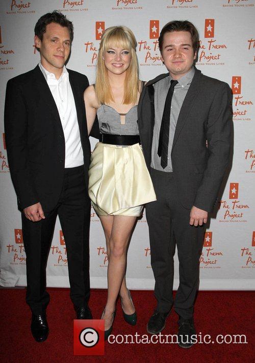 Emma Stone, Dan Byrd and Palladium