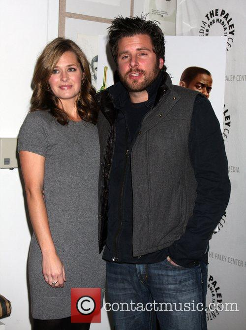 Maggie Lawson, James Roday and Twin Peaks