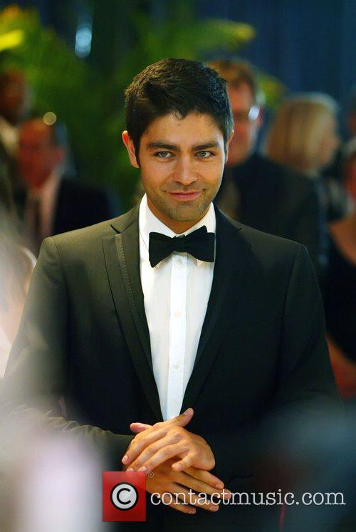 Adrian Grenier and White House