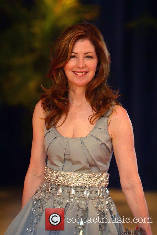 Dana Delany and White House 3