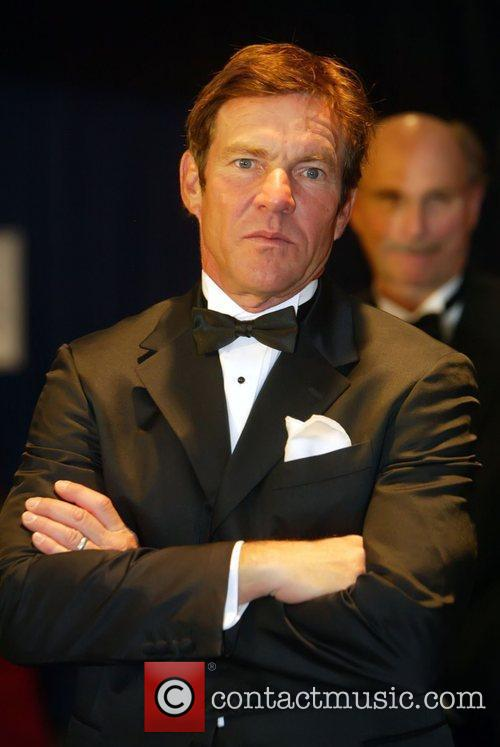 Dennis Quaid and White House 5