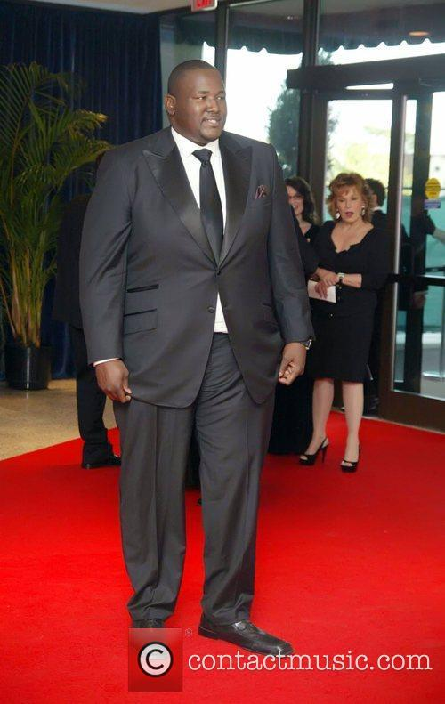 Quinton Aaron and White House 7