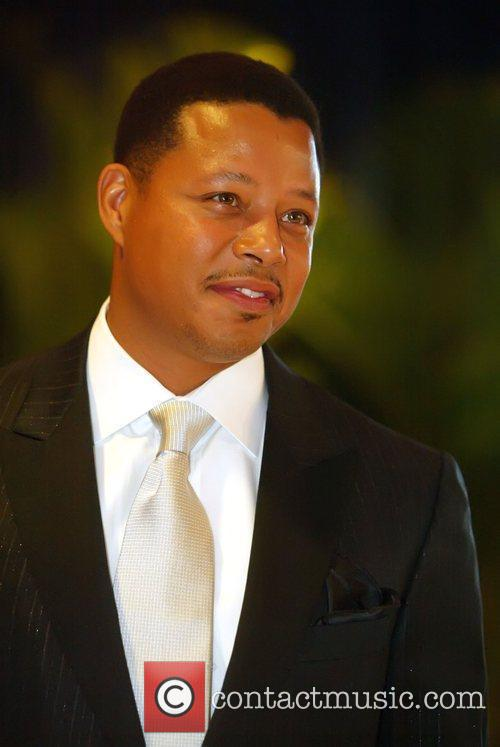 Terrance Howard and White House