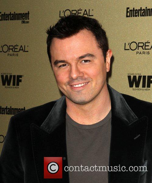 Seth Macfarlane and Entertainment Weekly 1