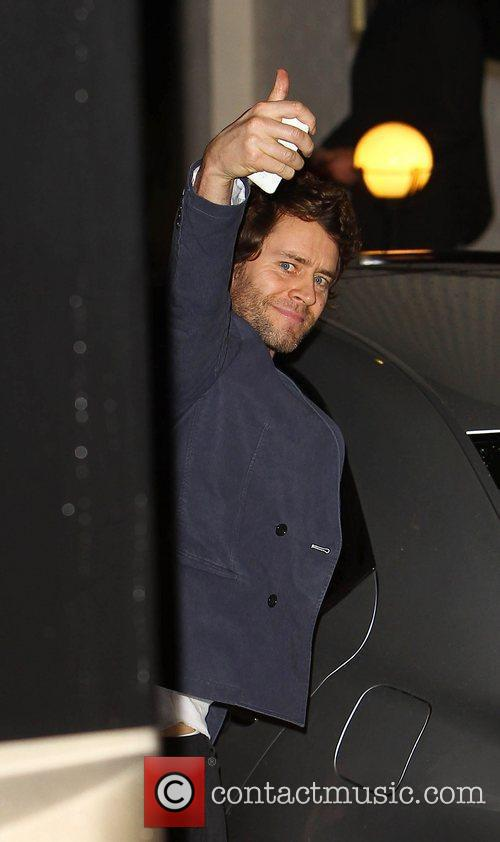 Howard Donald and Take That 3