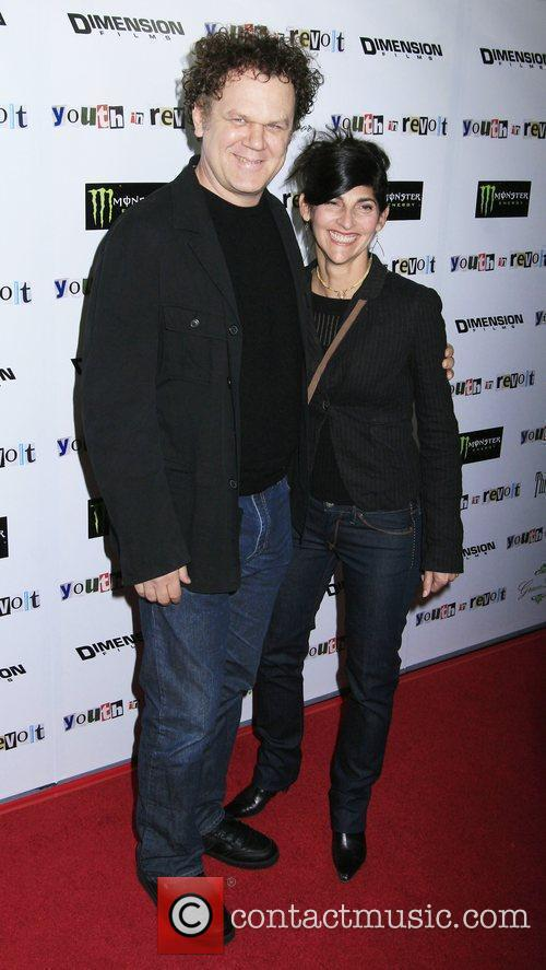 John C. Reilly and Alison Dickey 3