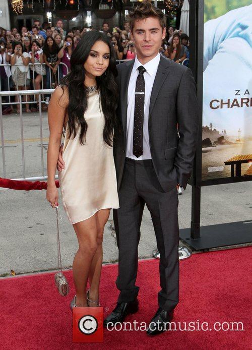 Zac Efron, High School Musical and Vanessa Hudgens 1