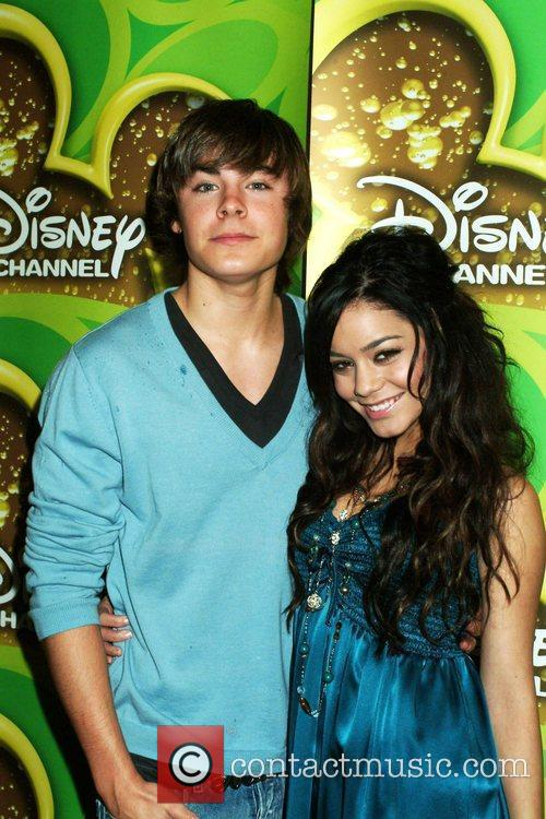 Zac Efron, High School Musical, Vanessa Anne Hudgens, Vanessa Hudgens and Walt Disney