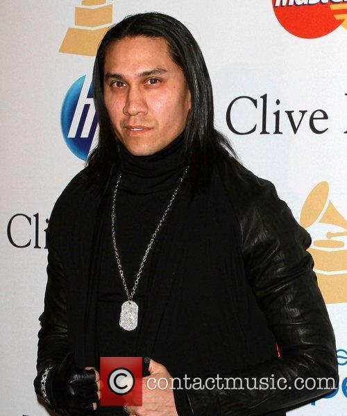 Black Eyed Peas and David Geffen