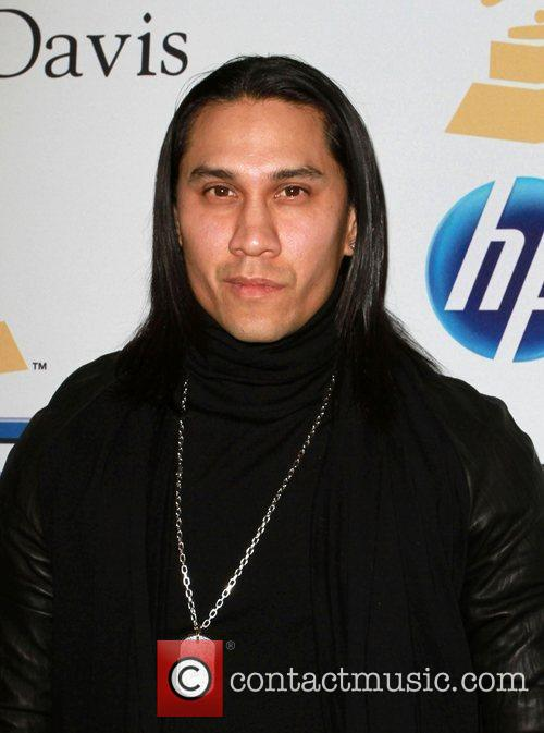 Black Eyed Peas and David Geffen 2