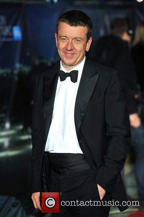 Peter Morgan and Odeon Leicester Square