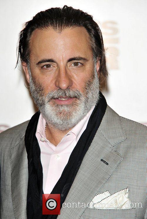 Andy Garcia and Bafta 3