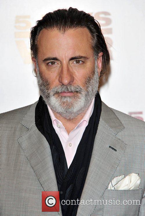 Andy Garcia and Bafta 1