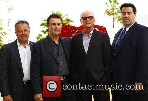 Devlin, Barry Levinson and Leo Rossi