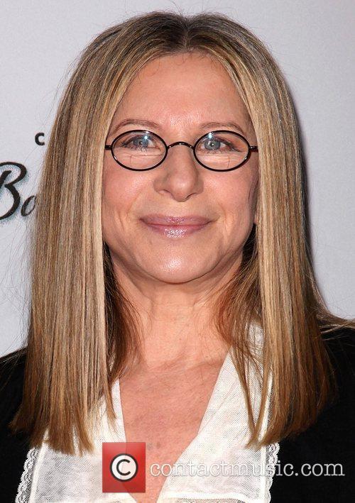 Barbra Streisand and Beverly Hilton Hotel 3