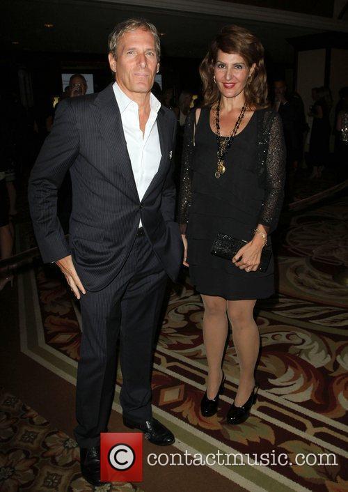 Michael Bolton and Nia Vardalos 1