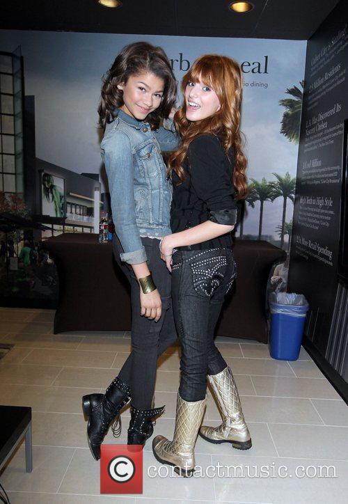 Zendaya Coleman, Bella Thorne and Disney 1