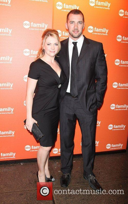 Melissa Joan Hart and Mark Wilkerson 1