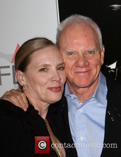 Malcolm Mcdowell and Grauman's Chinese Theatre 1