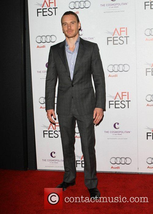 Michael Fassbender and Grauman's Chinese Theatre 7