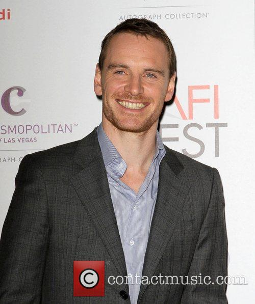 Michael Fassbender and Grauman's Chinese Theatre 4