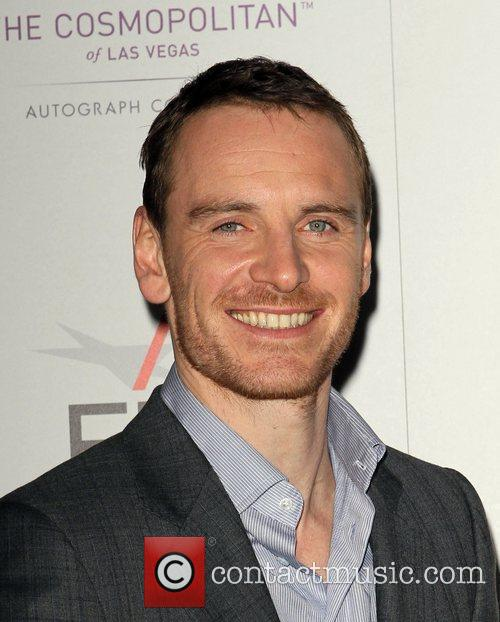 Michael Fassbender and Grauman's Chinese Theatre 11