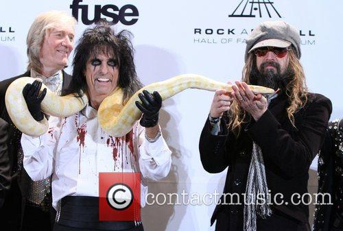 Alice Cooper, Rob Zombie and Rock And Roll Hall Of Fame 3