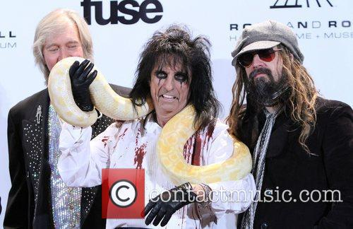 Alice Cooper, Rob Zombie and Rock And Roll Hall Of Fame 4