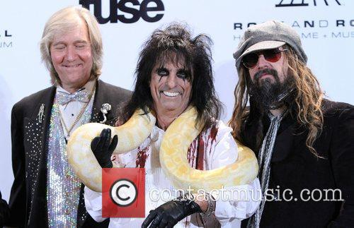 Alice Cooper, Rob Zombie and Rock And Roll Hall Of Fame 5
