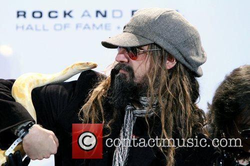 Rob Zombie and Rock And Roll Hall Of Fame