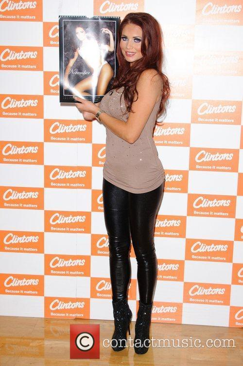 Amy Childs and Bluewater 1