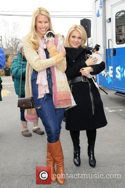 Beth Ostrosky and Orfeh 10