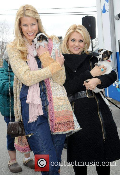 Beth Ostrosky and Orfeh 5