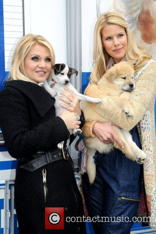 Orfeh and Beth Ostrosky 2