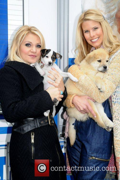 Orfeh and Beth Ostrosky 6