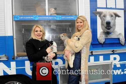 Orfeh and Beth Ostrosky 4