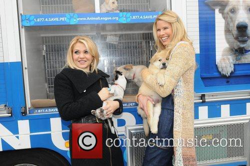 Orfeh and Beth Ostrosky 9
