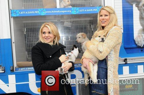 Orfeh and Beth Ostrosky 10