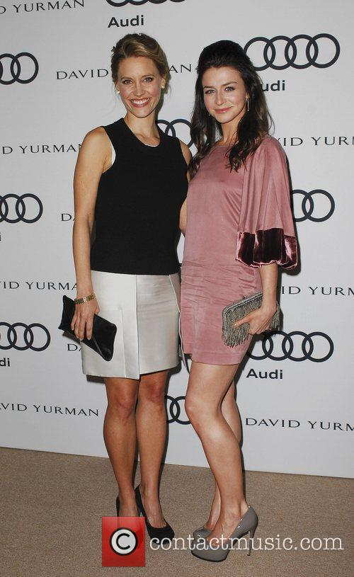 Kadee Strickland and Caterina Scorsone 2
