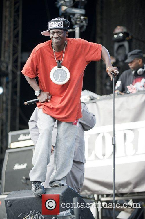 Flavor Flav and Public Enemy 1