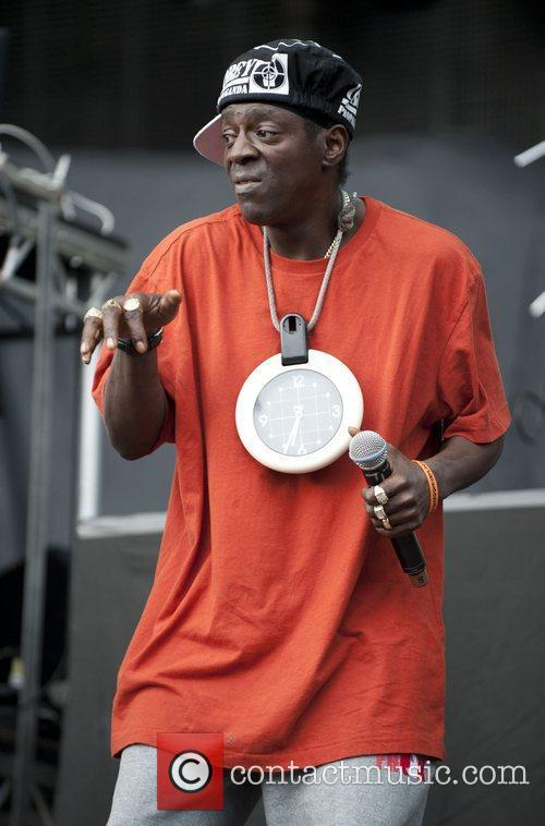 Flavor Flav and Public Enemy 10