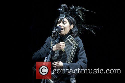 Pj Harvey and Bestival